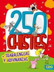 Libro 250 Chistes Mas Trabalenguas Y Adivinanzas