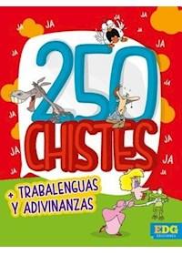Papel 250 Chistes + Trabalenguas Y Adivinanzas