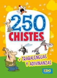 Libro 250 Chistes + Trabalenguas Y Adivinanzas