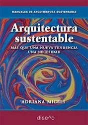 Libro Arquitectura Sustentable