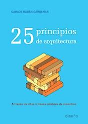 Libro 25 Principios De Arquitectura