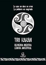 Libro Tiri Kakan