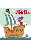 Papel UNO DE PIRATAS (COLECCION LECTORES APASIONADOS) (ILUSTRADO)