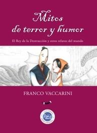 Papel Mitos De Terror Y Humor