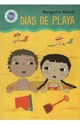 Papel DIAS DE PLAYA (COLECCION LAS AVENTURAS DE FERNAN 1) (ILUSTRADO) (BOLSILLO)