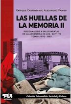 Papel LAS HUELLAS DE LA MEMORIA II