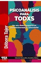 Papel PSICOANALISIS PARA TODXS