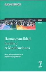 Papel HOMOSEXUALIDAD, FAMILIA Y REIVINDICACIONES