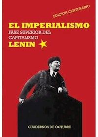 Papel El Imperialismo . Fase Superior Del Capitalismo