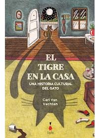 Papel El Tigre En La Casa