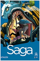 Papel Saga Vol.5 Apagon