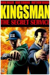 Papel Kingsman, The Secret Service