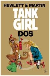 Papel Tank Girl Dos
