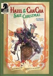 Papel Hazel Y Cha Cha Save Christmas, Historias De Umbrella Academy