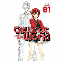 Papel Cells At Work Vol.1