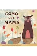Papel COMO UNA MAMA (COLECCION NUBES DE ALGODON) (CARTONE)