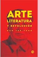 Papel ARTE LITERATURA Y REVOLUCION