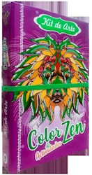 Papel Kit De Arte Relax Arte - Color & Relajacion