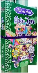 Papel Kit De Arte Relax Arte - Color & Vitalidad
