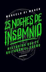 Libro 25 Noches De Insomnio