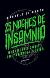 Papel 25 NOCHES DE INSOMNIO