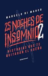 Libro 25 Noches De Insomnio 2