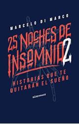 Papel 25 NOCHES DE INSOMNIO 2