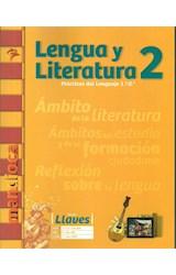 Papel LENGUA Y LITERATURA 2 MANDIOCA (1/2) (SERIE LLAVES) (NOVEDAD 2017)
