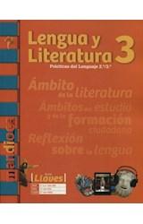 Papel LENGUA Y LITERATURA 3 MANDIOCA (2/3) (SERIE LLAVES) (NOVEDAD 2017)