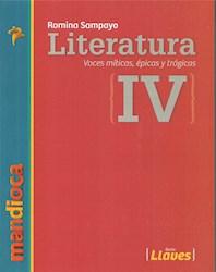 Papel Lengua Y Literatura Iv Serie Llaves Voces Miticas Epicas Y Tragicas