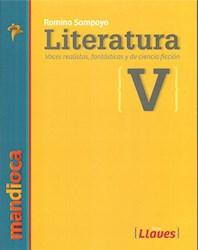 Papel Literatura V Voces Realistas Fantasticas Y De Ciencia Ficcion