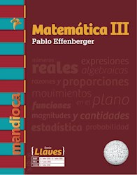 Papel Matematica Iii Serie Llaves