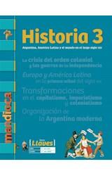 Papel HISTORIA 3 MANDIOCA LLAVES ARGENTINA AMERICA LATINA Y EL MUNDO EN EL LARGO SIGLO XIX