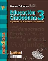 Libro Educacion Ciudadana 3