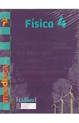Papel FISICA 4 MANDIOCA LLAVES (NOVEDAD 2019)