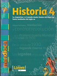 Libro Historia 4 Es