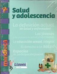 Libro Salud Y Adolescencia Es 4 / 5