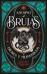 Libro Asesino De Brujas ( Libro 3 Saga Asesino De Brujas )