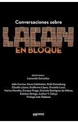 Papel CONVERSACIONES CON LACAN EN BLOQUE
