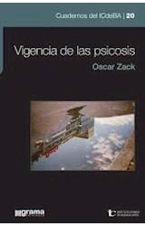 Papel VIGENCIA DE LAS PSICOSIS