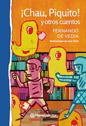 Libro Chau Piquito Y Otros Cuentos
