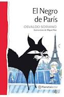 Papel NEGRO DE PARIS (SERIE PLANETA ROJO) (+10 AÑOS) (RUSTICA)