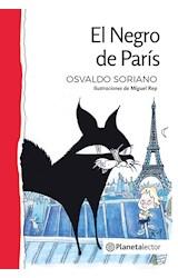 Papel NEGRO DE PARIS [+10 AÑOS] (SERIE PLANETA ROJO)