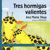 Libro Tres Hormigas Valientes