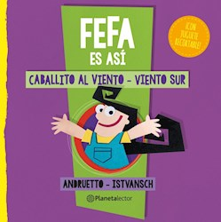 Libro Fefa Es Asi  Caballito Al Viento Y Viento Sur