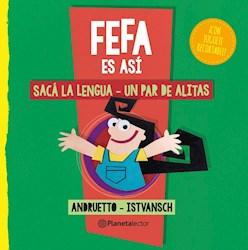 Libro Fefa Es Asi  Saca La Lengua Y Un Par De Alitas