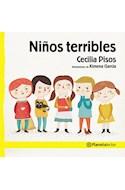 Papel NIÑOS TERRIBLES (SERIE PLANETA AMARILLO) (+6 AÑOS) (RUSTICA)