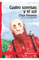 Papel CUATRO SONRISAS Y EL SOL [+10 AÑOS] (SERIE PLANETA ROJO)
