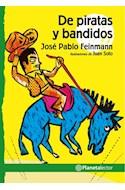 Papel DE PIRATAS Y BANDIDOS (SERIE PLANETA VERDE) (+12 AÑOS) (RUSTICA)