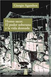 Libro Homo Sacer